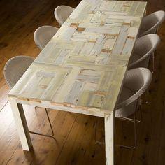 Eettafels en stoelen