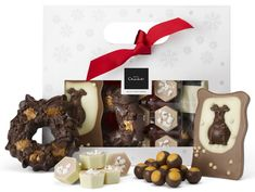 The Hotel Chocolat Christmas Presents For 2020 I Can't Get Enough Of Chocolate Christmas Gifts, Christmas Presents, Chocolate Boxes, Chocolate Treats, How To Make Chocolate, Place Card Holders, Seasons, Canning, Creative