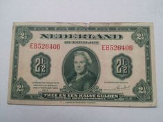 Nederland - 12 Bankbiljetten - 1938/1953