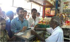 Rizwan Arshad in Yuva Dwani