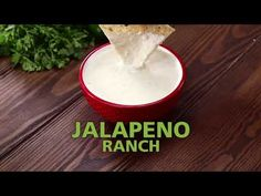 This Jalapeno Ranch Dip Dressing Recipe is going to knock your jalapeno-loving socks off! It is easy to make and so tasty! Vegan Mashed Potatoes, Mashed Potato Recipes, Cauliflower Recipes, Appetizer Dips, Appetizer Recipes, Jalapeno Ranch Dip, Quick Easy Vegan, Dip Recipes, Healthy Recipes