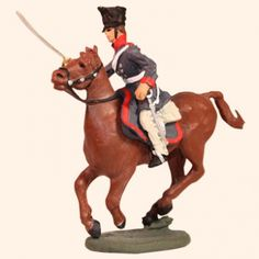 E 054 Trooper Prussian Dragoons 30mm Willie Mounted  Napoleonic Wars 1803 to 1815  30mm Willie War game figures  All the figures are made from white metal and are available as unpainted kit, castings, they can also be supplied fully hand painted in matt. #toysoldiers, #miniaturetoysoldiers, #actionfigures, #toystore, #collectibles