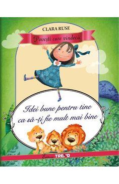 Idei bune pentru tine ca sa-ti fie mult mai bine - Clara Ruse Rhonda Byrne, Winnie The Pooh, Disney Characters, Fictional Characters, Family Guy, Books, Movies, Literatura, Libros