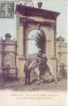 GİRESUN BELEDİYE BAŞKANI YORGİ PAŞA 1900 LER