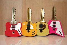 capa para chave, baixo, violão, guitarra...