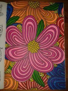 Auteur: Carole Pasche-Hurni - Revue: Coloriage Passion n°9 - Éditions MEGASTAR® France.