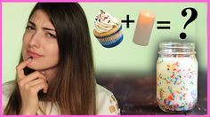 DIY Funfetti Candles With RCLBeauty101 - DIY or DI-Don't