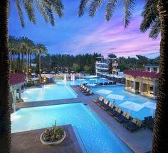 Pool at Hyatt Regency Scottsdale Resort and Spa at Gainey Ranch - Hyatt Regency Scottsdale Resort and Spa at Gainey Ranch