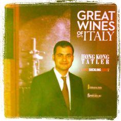 Great Wines of Italy in Hong Kong: Antonio Argiolas