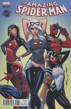 j scott campbell art spiderman Marvel Dc Comics, Hero Marvel, Marvel Vs, Silk Marvel, Captain Marvel, J Scott Campbell, Comic Book Characters, Marvel Characters, Comic Character