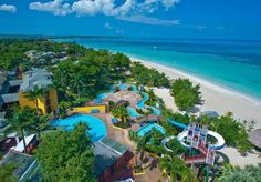 Caribbean All-Inclusive Resorts for Family Vacations: Beaches Negril Resort & Spa