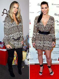 Kim Kardashian Fashion and Style - Kim Kardashian Dress, Clothes, Hairstyle - Page 23