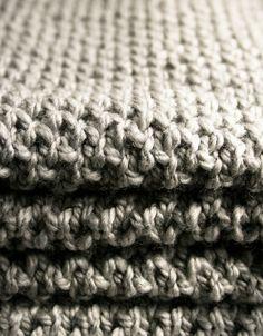 Brioche blanket