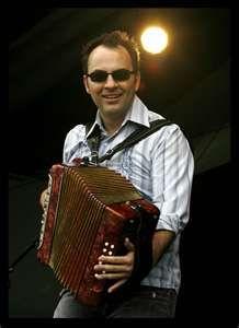 Robbie Romero Cajun musician