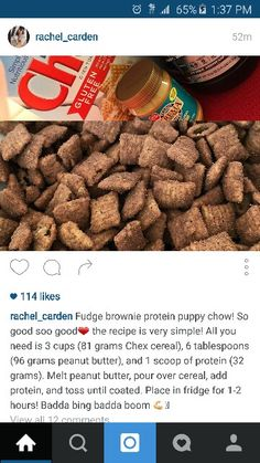 protein goodies