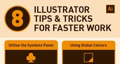 Du willst noch schneller mit dem Adobe Illustrator arbeiten? Academy Class hat in einer Infografik acht Tipps und Tricks aufbereitet, die genau das ermöglichen sollen.