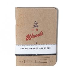 """Details - 3.5"""" x 5"""" - 32 pages - Set of 3 - Made in Portland, Oregon Content - Made from 100% recycled paper"""