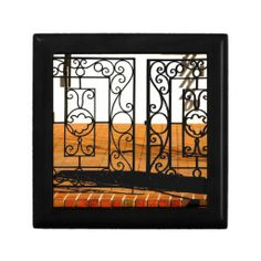 Choose from a variety of Metal gift boxes on Zazzle. Our keepsake boxes are great places to hold valuables like jewelry. Custom Gift Boxes, Keepsake Boxes, Trinket Boxes, Great Places, Gate, Iron, Metal, Home Decor, Decoration Home