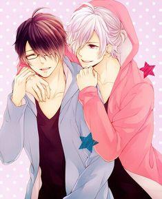 anime boys   asahina azusa   asahina tsubaki   brothers conflict   kawaii   shounen ai