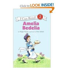 Amelia Bedelia   2nd DRA Level 24