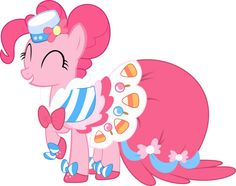 Pinkie's Gala Dress