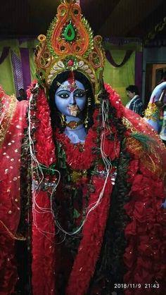 Durga Maa, Shiva Shakti, Shri Ram Wallpaper, Kali Mata, Kali Goddess, Madhubani Painting, Indian Gods, Lord Shiva, Gods And Goddesses
