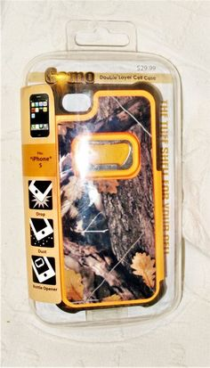 GetCharged! Camo Design Phone Case w/ Bottle Opener for iPhone 5 NEW #GeyCharged