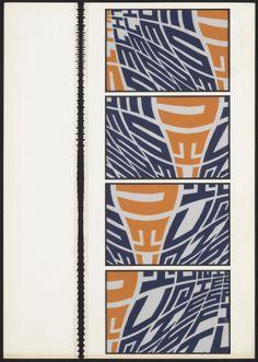 Jurriaan Schrofer - Filmstudies Deel 3 (Film Studies part 3), 1972