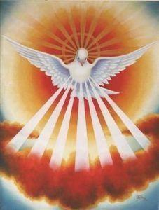 Oración a Dios para pedir ayuda en las preocupaciones – VIRGEN MARÍA AUXILIADORA Dove Flying, God Is For Me, Première Communion, Saint Esprit, Mama Mary, Catholic Religion, Christian Symbols, White Doves, Angel Art