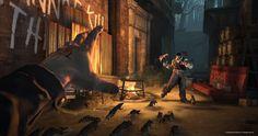 #dishonored #cage46 Com diversos poderes sobrenaturais seus inimigos estarão perdidos