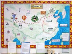 CHINA UNIT:  A beautiful learning idea for our China unit.  Make an interactive map together.  We may not have time for this this year, but keep this for when we circle back to China and the kids are older.  It has detailed instructions and links to printables.