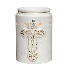 Antique Cross | Deluxe Warmer Collection from Scentsy $30.00 www.taylorlilley.Scentsy.us