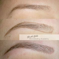 Branko Babić Microblading Academy This artist inspires me, his work is beautiful, and so natural looking-perfection!