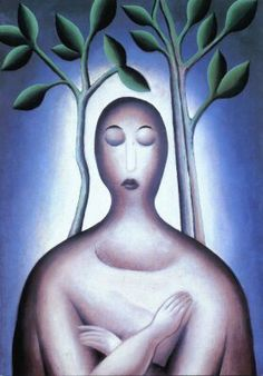 Meditation,1915 - Jan Zrzavy