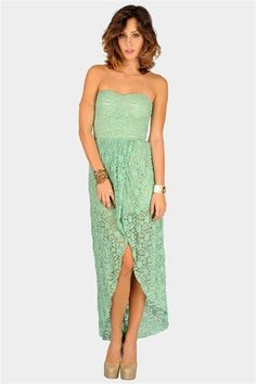 Sophie Lace Maxi Dress. Perfect for a guest