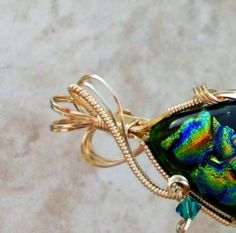 teal_turquoise_golden_forest_wire_wrapped_pendant_c71a655a.jpg.cf.jpg (404×400)