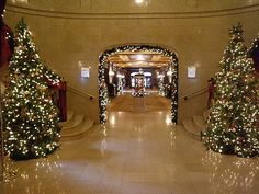hotel christmas decorations - Hotel Christmas Decorations