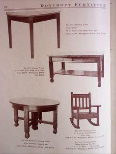 roycroft furniture   Roycroft Furniture