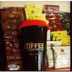www.organogold.com #coffee #organogold #business