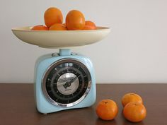 Vintage Krups Kitchen Scale  Made in Ireland  by EightMileVintage
