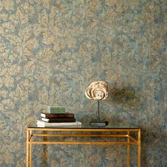 Zoffany - Luxury Fabric and Wallpaper Design | Products | British/UK Fabric and Wallpapers | Fresco Secco (ZCON312031) | Constantina Damask Wallpapers