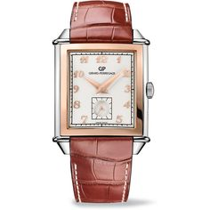 Girard-Perregaux Vintage Small Second 70th Anniversary Steel and Pink Gold 25880-56-111-BBBA