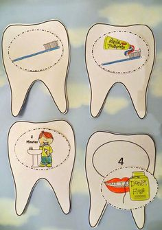 6 Sequencing Dental Health Worksheets Dental Health Craft A Tooth Brushing Craftivity by √ Sequencing Dental Health Worksheets . Dental Health Craft A tooth Brushing Craftivity by in