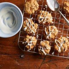 Carrot Cake Oatmeal Cookies - EatingWell.com