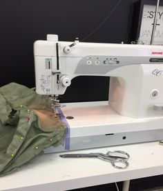Andrea Ford of Re:Style Studio Toronto: PIPING PART 1 | Janome Life Sewing Tips, Sewing Hacks, How To Make Piping, Sewing Piping, Janome, Toronto, Ford, Studio, Life