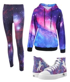 Space Galaxy Galaxy Drop Shoulder Hoodie - COLORMIX L - Fashion Clothing Site with greatest number of Latest casual style Dresses as well as other categories such as men, kids, swimwear at a affordable price. Girls Fashion Clothes, Teen Fashion Outfits, Outfits For Teens, Galaxy Drop, Galaxy Galaxy, Galaxy Sweatshirt, Galaxy Shirts, Galaxy Outfit, Galaxy Fashion
