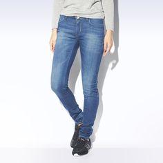 adidas - Superskinny Blue Jeans £37 #buyselenagomezstyle
