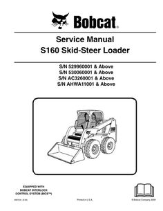 bobcat s160 service manual pdf online user manual u2022 rh geniuscreative co