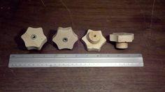 DIY Jig Knobs - by dask @ LumberJocks.com ~ woodworking community