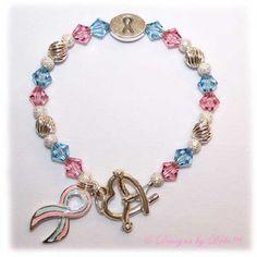 Infant Loss Awareness Bracelet ~ Choose Your Style